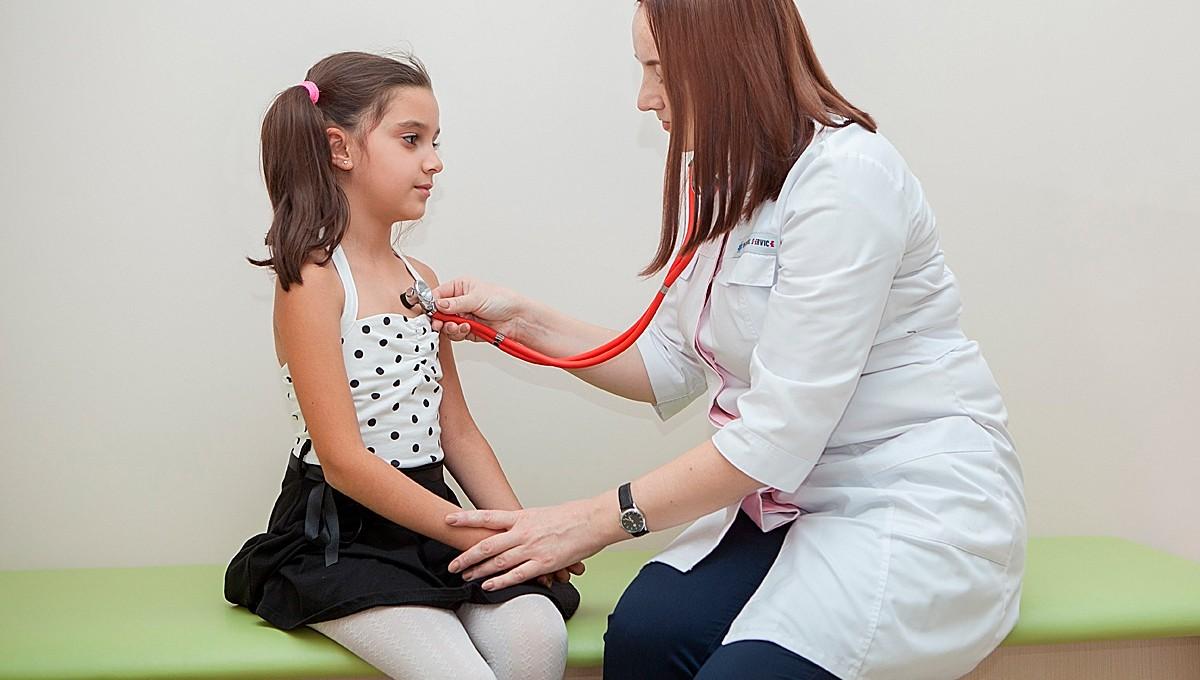 В Московской области в поликлиниках вводят единый день детских медосмотров