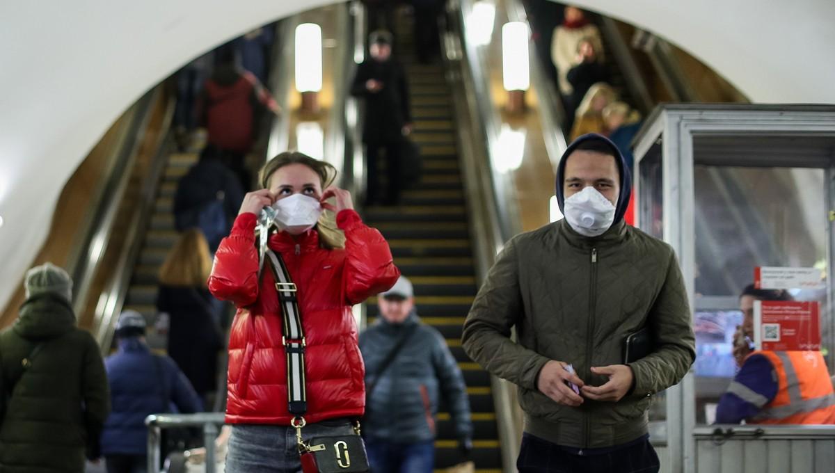 В Москве смягчили противоэпидемиологические меры