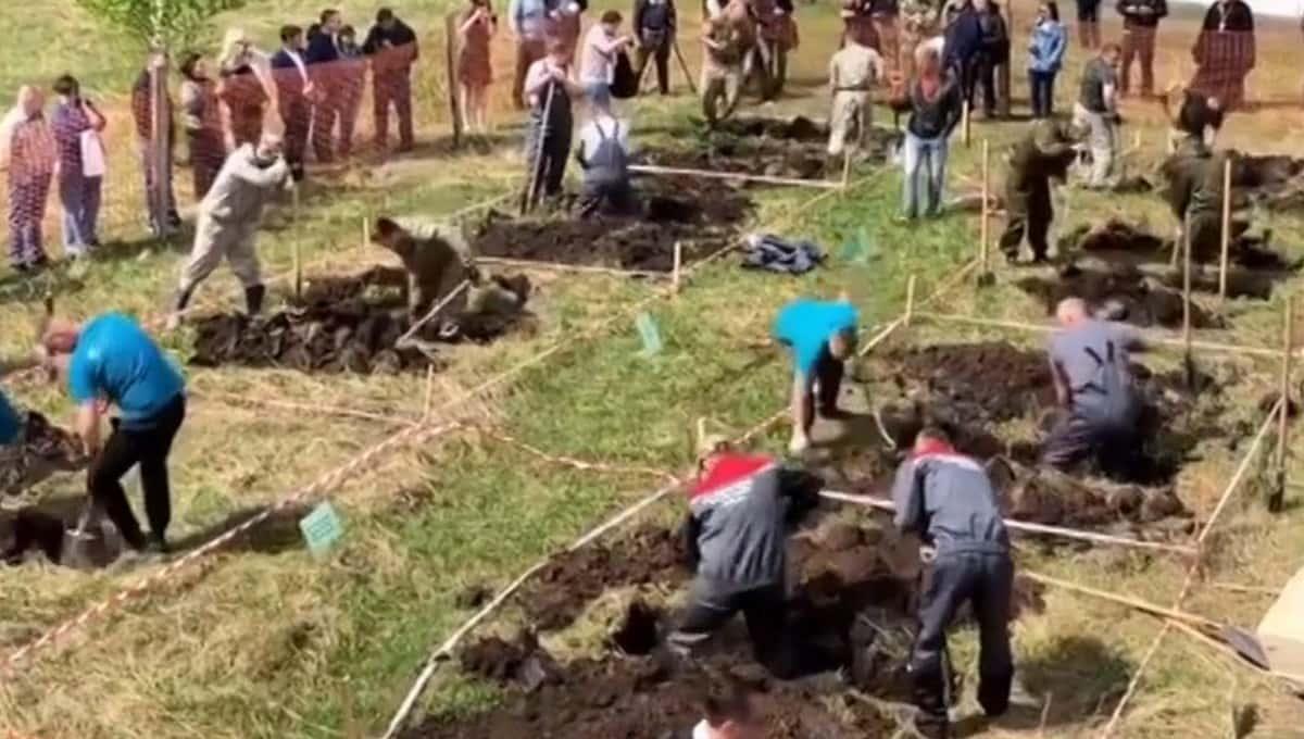 «Могильный беспредел» в этом году случился в Новосибирске