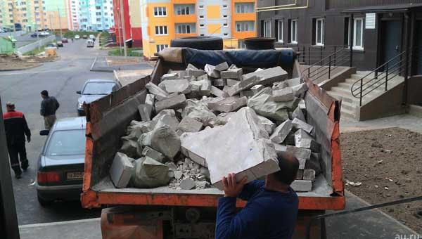Профессиональный вывоз мусора или быстрое избавление от ненужного хлама