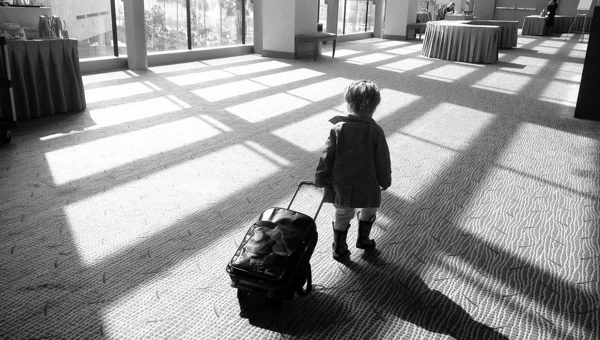 Россиянам могут запретить вывозить за границу детей