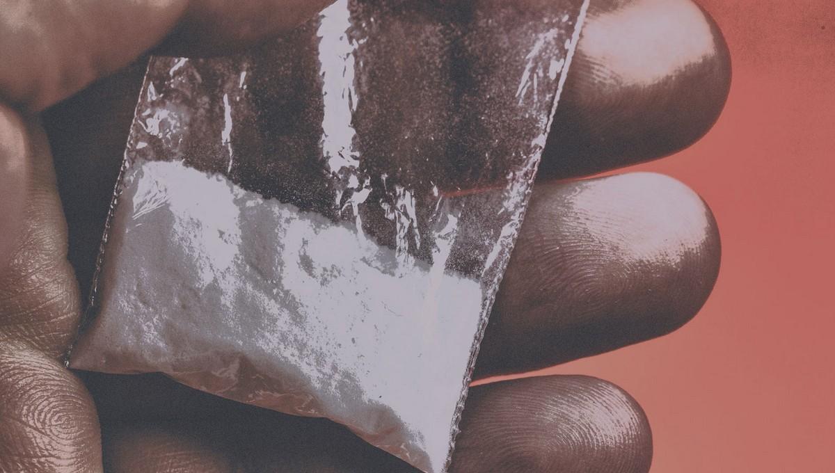 У юной сотрудницы правоохранительных органов коллеги изъяли запрещенное вещество