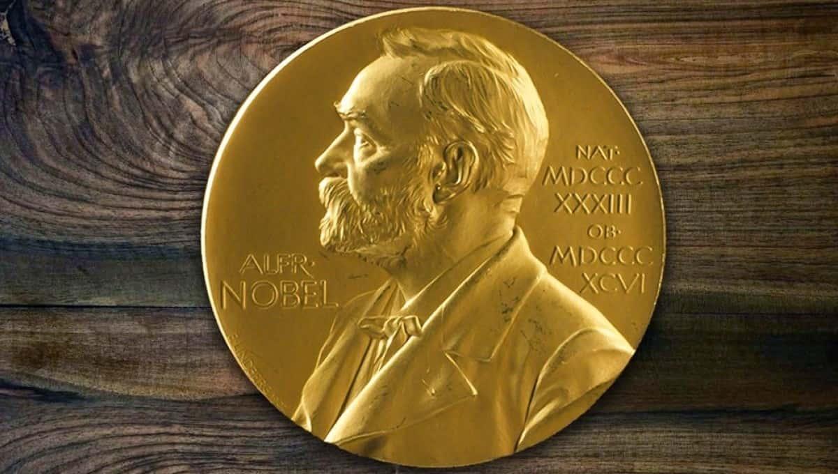 Российский журналист получил Нобелевскую премию