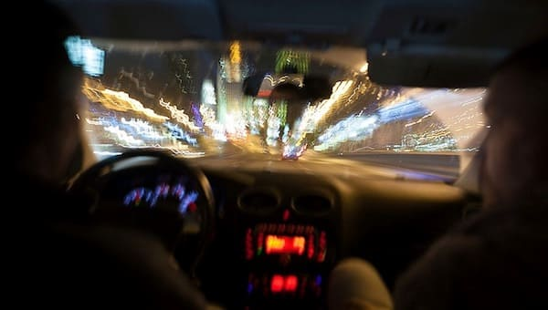 Поездка на такси из ночного клуба обошлась в 94 тысячи рублей