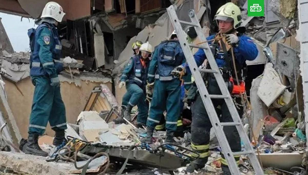 Под завалами в Ногинске найдены тела 10-летнего мальчика и девочки-подростка