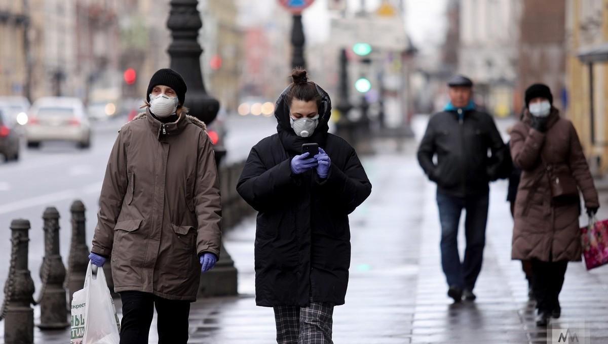Волна коронавируса, шагающая по России, станет самой тяжелой