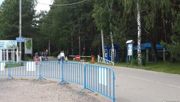 С серпуховского курорта неделями не вывозили мусор