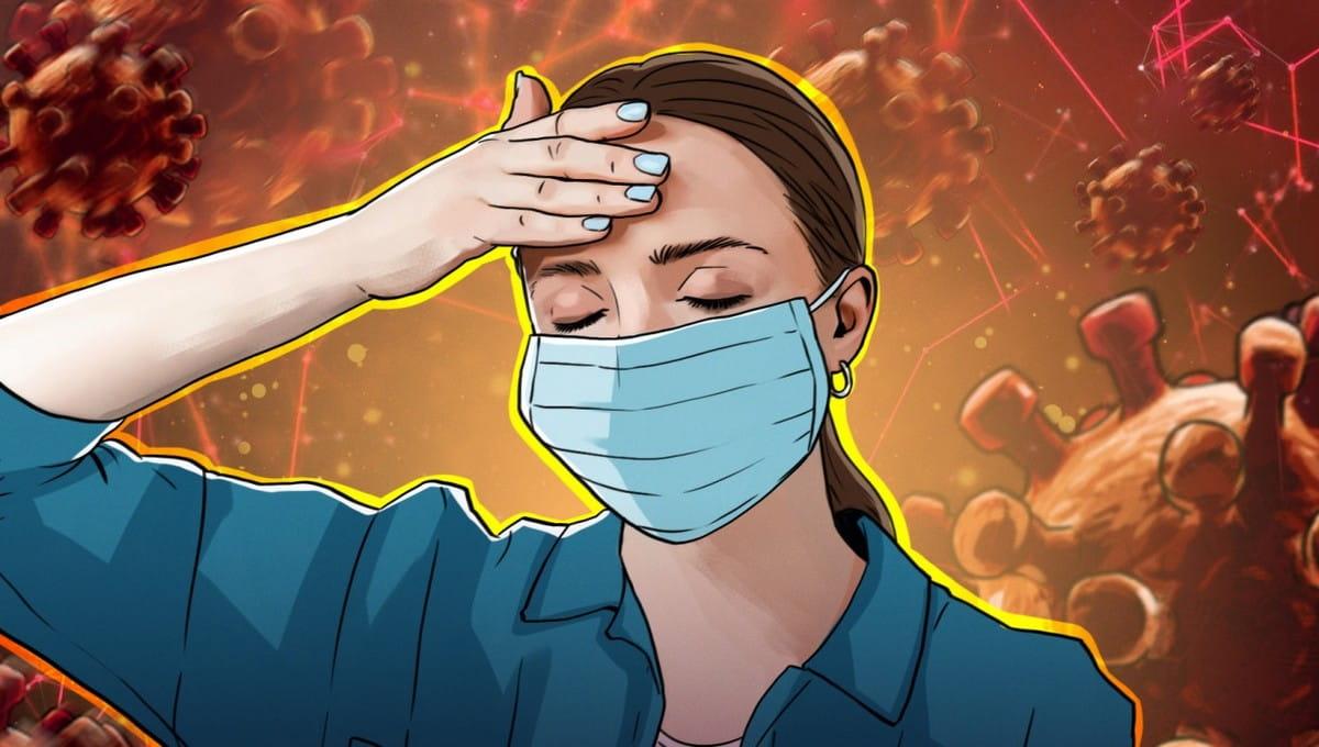 Новых случаев коронавируса в Подмосковье в 30 раз больше, чем во всем Китае