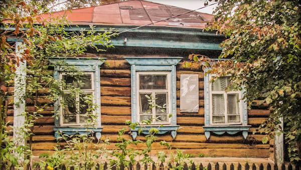 В Тарусе продают дом знаменитого русского поэта