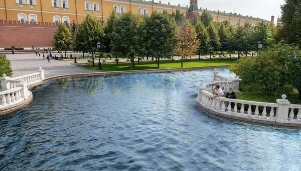 Российский урбанист предложил вернуть в Москву реку Неглинку