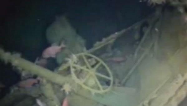 В Баренцевом море нашли затонувшую подлодку