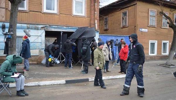 Сериал про вампиров, снимавшийся в том числе в Серпухове, стартует по ТВ