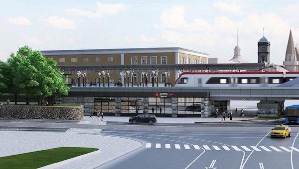 Станция «Каланчёвская» будет переименована