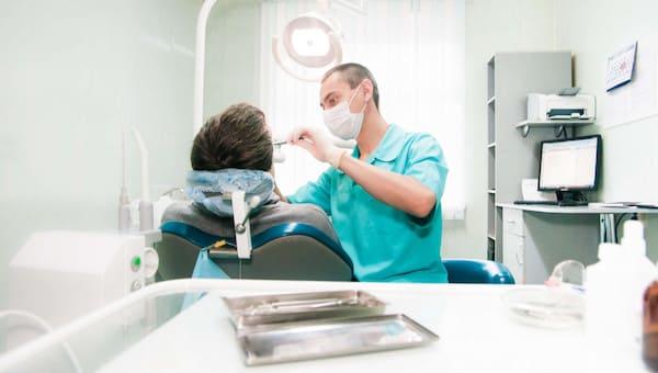 В Серпухове стоматологи заняты на две недели вперед