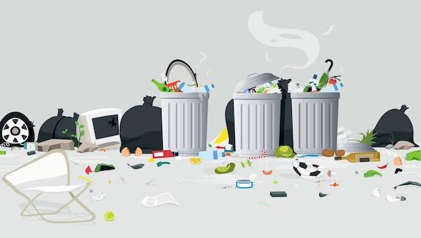 Работу мусорного оператора «МСК-НТ» в Серпухове вновь назвали неудовлетворительной