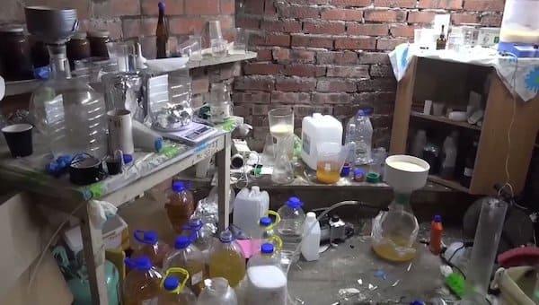 В Заокском нашли 30 килограммов наркотиков
