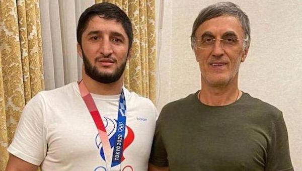 Депутат Госдумы от «ЕР» подарил олимпийцу миллион долларов