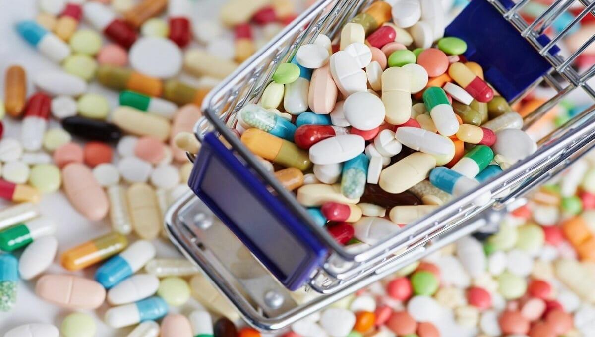 В России обвалился рынок лекарств