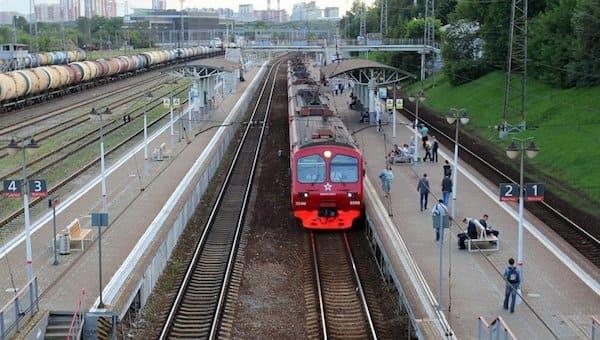 Еще одну ж/д станцию переименуют в Москве