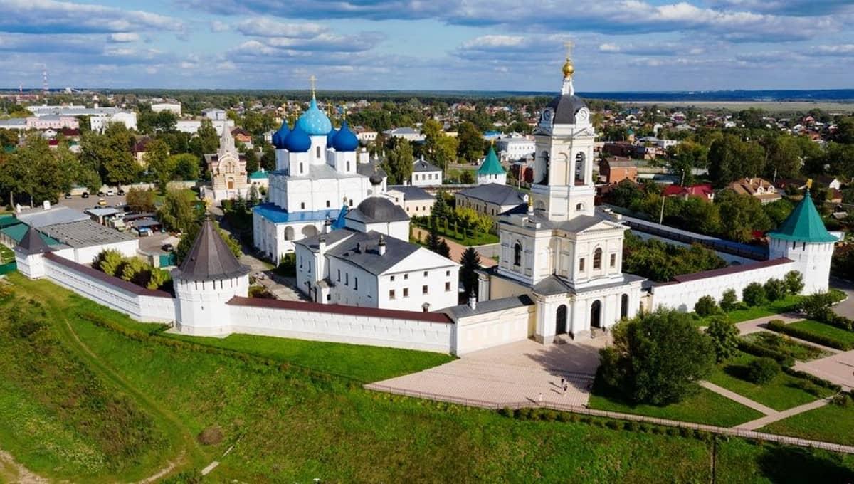 Высоцкий монастырь Серпухова сменил статус