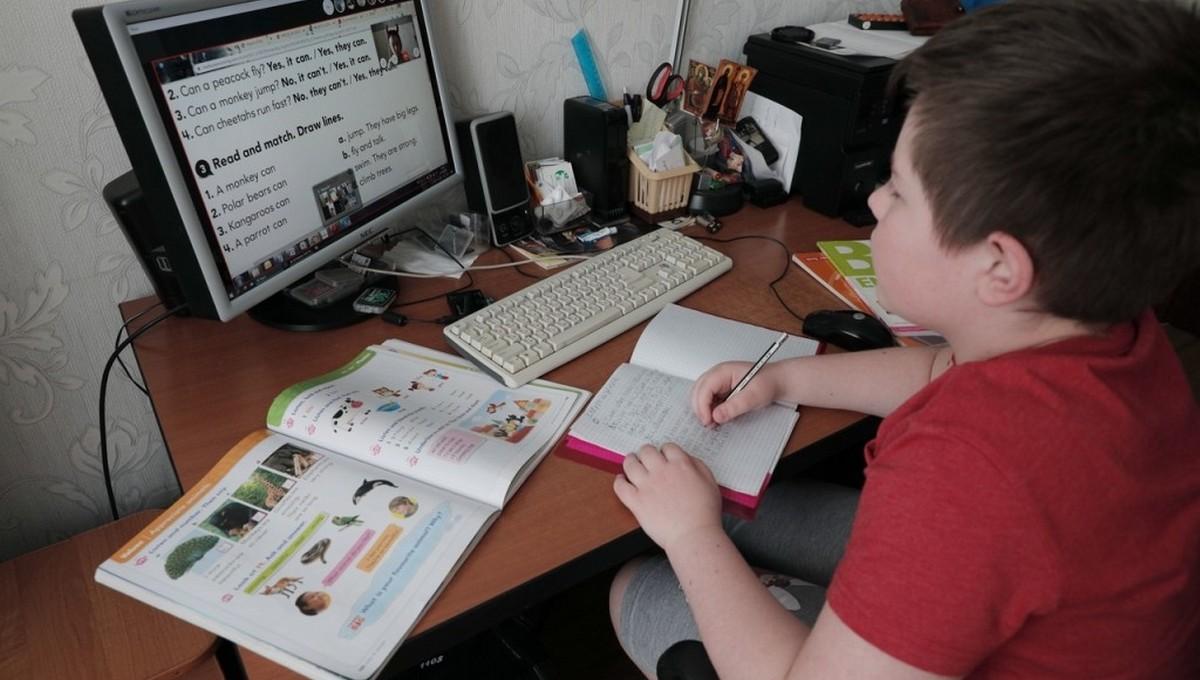 Школьники России начинают уходить на дистанционное обучение