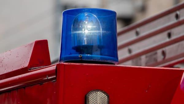 Серпуховские пожарные провоцируют ДТП