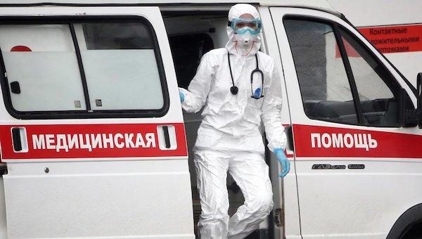 За сутки в Серпухове коронавирусом заразилось на два человека меньше, чем во всем... Китае