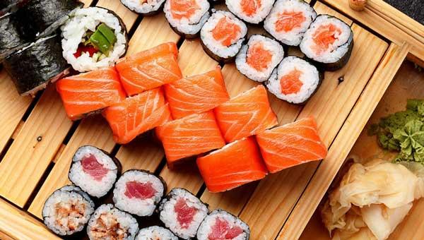 Суши – уникальное блюдо японской кухни с доставкой на дом