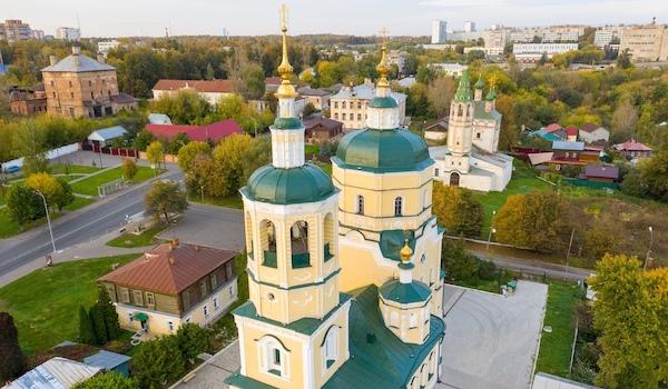 Архиепископ Аксий сегодня утром проведет службу в Ильинском храме