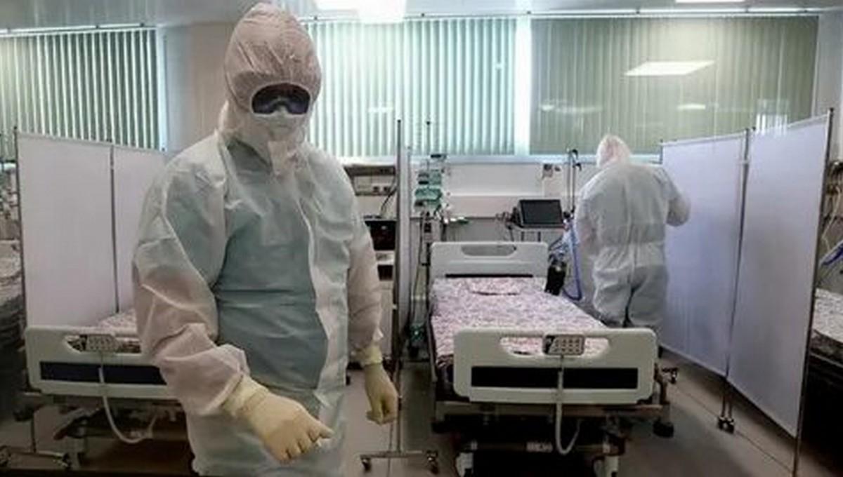 111-летняя бабушка излечилась от коронавируса