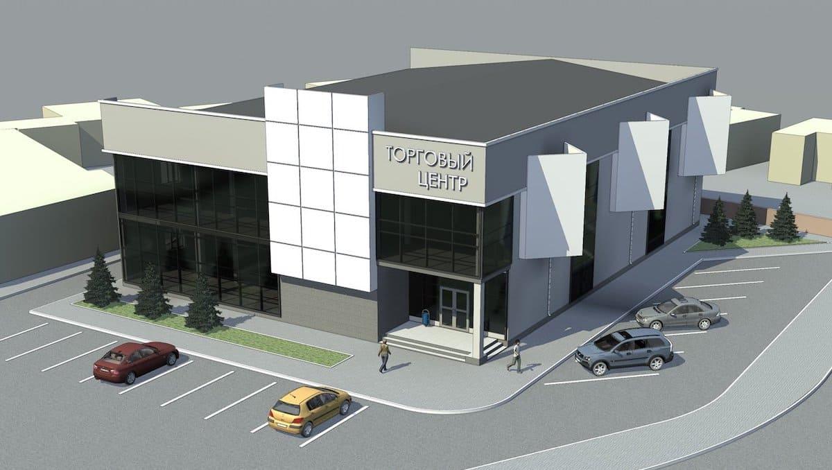В центре Серпухова построят новый ТЦ