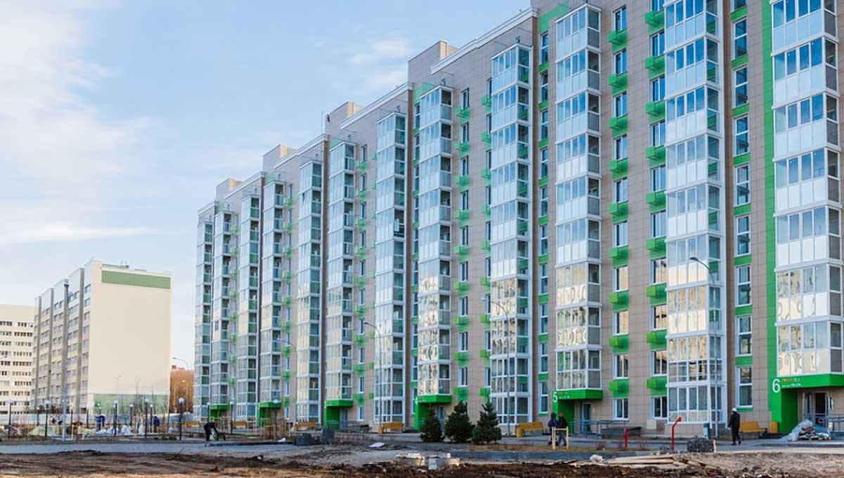 Новая квартира в ипотеку по рекордно низкой ставке