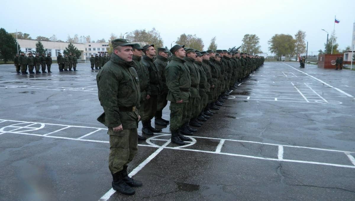 В российской воинской части за день загадочно погибли двое военнослужащих