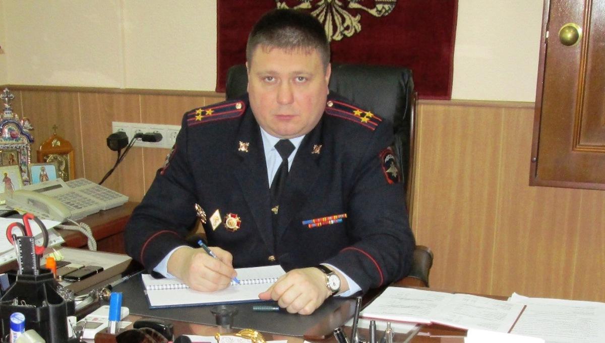 Шеф полиции Егорьевска задержан за подготовку... убийства