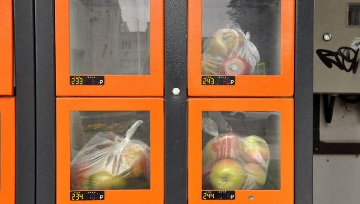 В Подмосковье появятся сезонные «ябломаты»