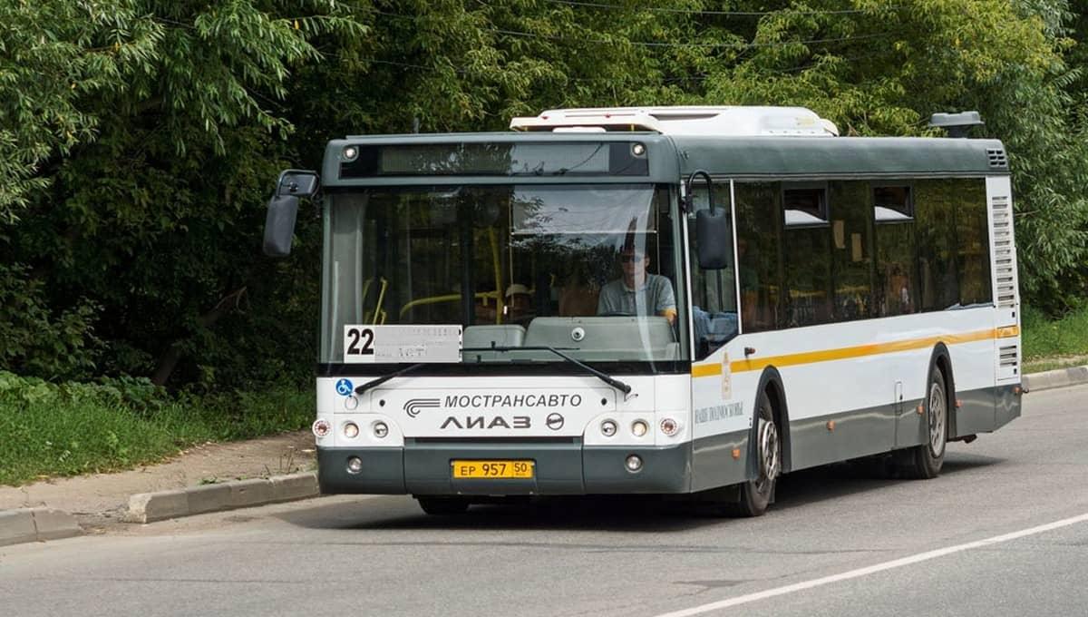 Сегодня в Серпухове частично изменилось расписание автобуса №22