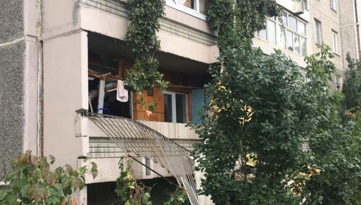 Еще в одном российском городе произошел взрыв в жилом доме
