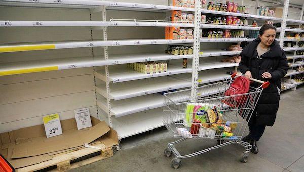 Возвращение в СССР. В России может начаться дефицит товаров?