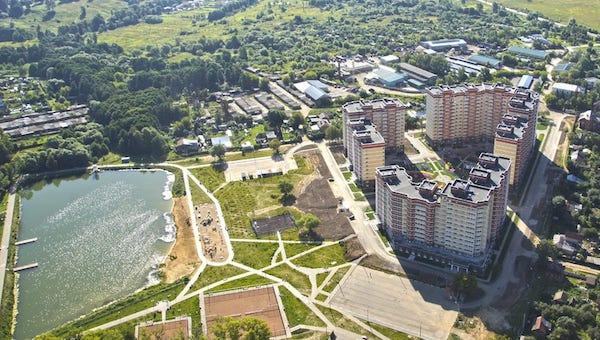 Спустя шесть лет после обустройства, парк в Серпухове вновь будут благоустраивать